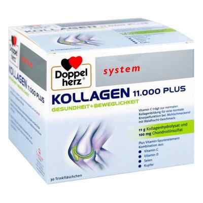 Doppelherz Kollagen 11000 Plus system Ampullen