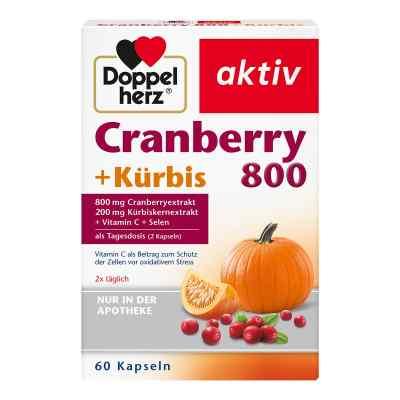 Doppelherz Cranberry + Kürbis Kapseln  bei apo-discounter.de bestellen