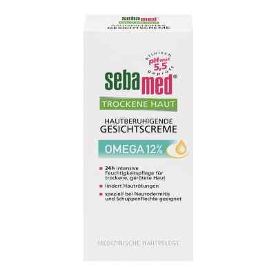 Sebamed Trockene Haut Omega 12% Gesichtscreme  bei apo-discounter.de bestellen