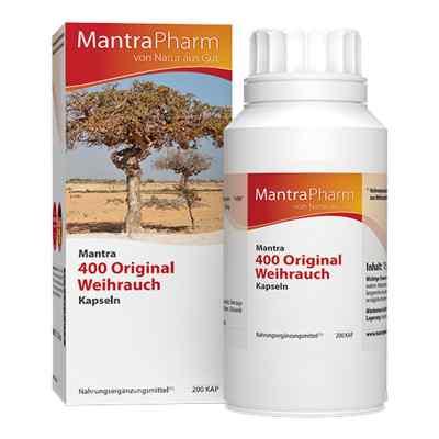 Mantra 400 Original Weihrauch Kapseln  bei apo-discounter.de bestellen