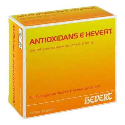 Antioxidans E Hevert Weichkapseln  bei apo-discounter.de bestellen