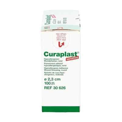 Curaplast Strips Sensitiv rund 2,3cm  bei apo-discounter.de bestellen