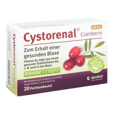 Cystorenal Cranberry plus  bei apo-discounter.de bestellen