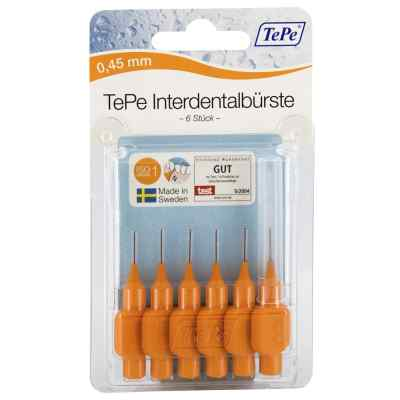 Tepe Interdentalbürste 0,45mm orange  bei apo-discounter.de bestellen