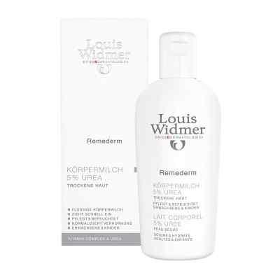 Widmer Remederm Körpermilch 5% Urea leicht parfümiert   bei apo-discounter.de bestellen