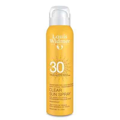 Widmer Clear Sun Spray 30 unparfümiert  bei apo-discounter.de bestellen