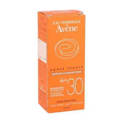 Avene Sunsitive Sonnencreme Spf 30 getönt  bei apo-discounter.de bestellen