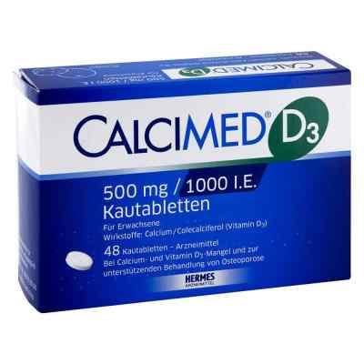 Calcimed D3 500mg/1000 internationale Einheiten  bei apo-discounter.de bestellen