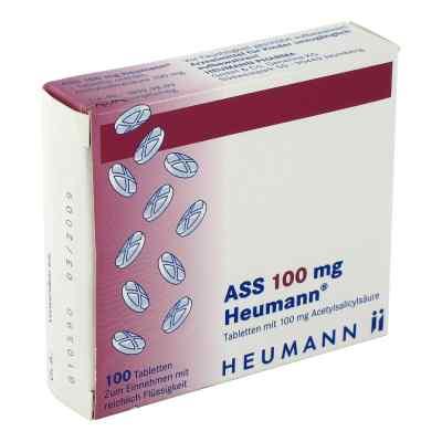 ASS 100mg Heumann