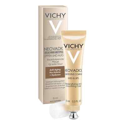 Vichy Neovadiol Gf Konturen Lippen und Augen Creme