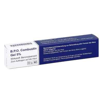 B.P.O. Combustin 5% 07705525