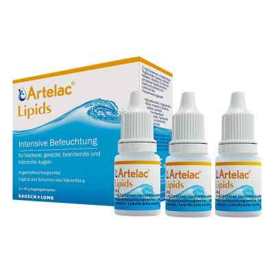 Artelac Lipids Md Augengel