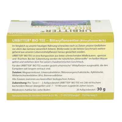 Urbitter Bio Tee  bei apo-discounter.de bestellen