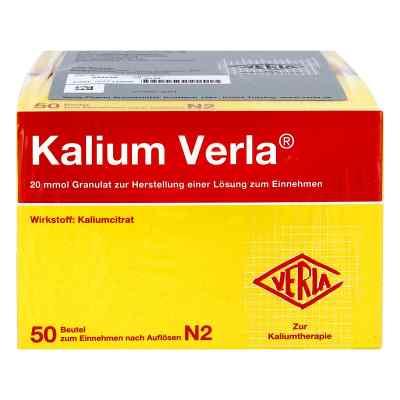 Kalium Verla Granulat Beutel  bei apo-discounter.de bestellen