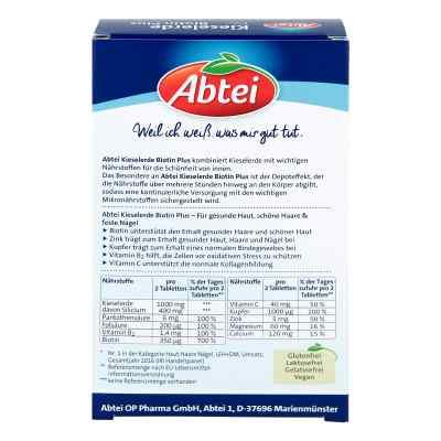 Abtei Kieselerde Plus Biotin Depot Tabletten  bei apo-discounter.de bestellen