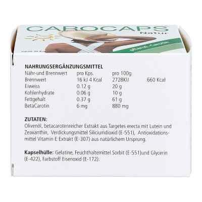 Carocaps 50 Natur Kapseln  bei apo-discounter.de bestellen