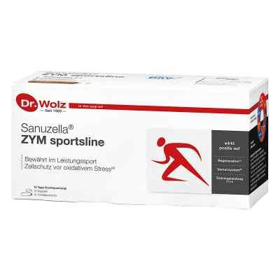 Sanuzella Zym Trinkampullen  bei apo-discounter.de bestellen