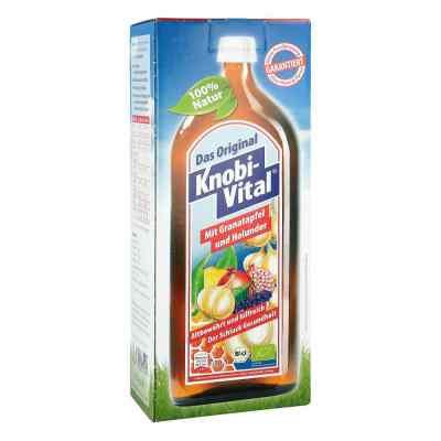 Knobivital mit Granatapfel+holunder Bio