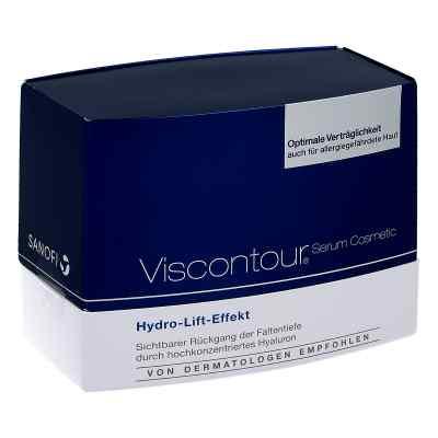 Viscontour Serum Cosmetic Ampullen hochkonzentriertes Hyaluron  bei apo-discounter.de bestellen