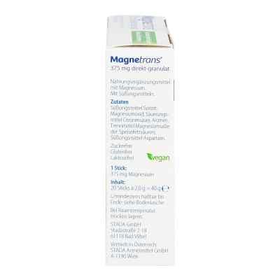 Magnetrans direkt 375 mg Granulat  bei apo-discounter.de bestellen