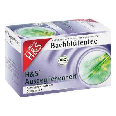 H&s Bachblüten Ausgeglichenheits-tee Filterbeutel 07763913