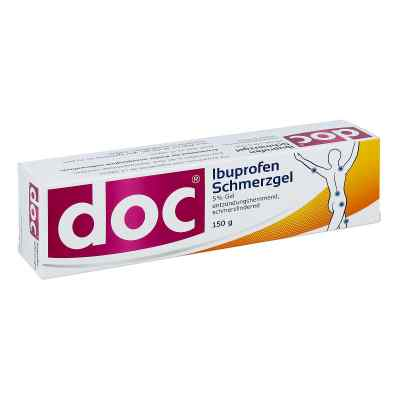 Doc Ibuprofen Schmerzgel 5%  bei bioapotheke.de bestellen