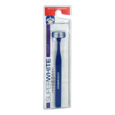 Superbrush 3-kopf-zahnbürste Erwachsene