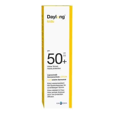 Daylong Kids Spf 50 Lotion Dispenser