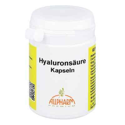 hyalurons ure 50 mg kapseln 60 stk online g nstig kaufen. Black Bedroom Furniture Sets. Home Design Ideas