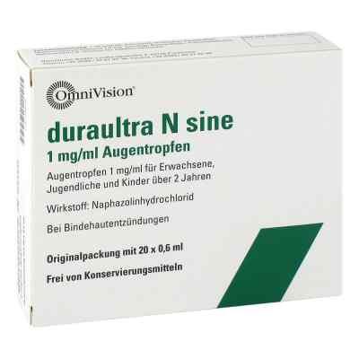 Duraultra N sine Augentropfen  bei apo-discounter.de bestellen
