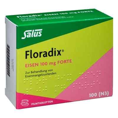 Floradix Eisen 100mg forte  bei apo-discounter.de bestellen