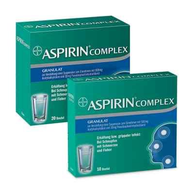 Aspirin Complex Granulat Sparpaket  bei apo-discounter.de bestellen