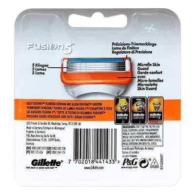 Gillette Fusion Rasierklingen  bei apo-discounter.de bestellen