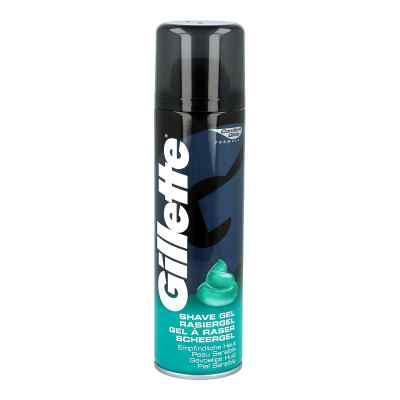 Gillette Rasiergel für empfindliche Haut