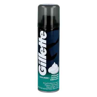 Gillette Rasierschaum für empfindliche Haut  bei apo-discounter.de bestellen