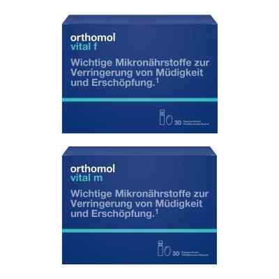 Orthomol VitalTrinkfläschchen Paket  bei apo-discounter.de bestellen