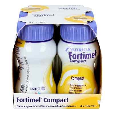 Fortimel Compact 2.4 Bananengeschmack  bei apo-discounter.de bestellen