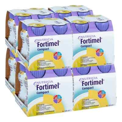 Fortimel Compact 2.4 Vanillegeschmack  bei apo-discounter.de bestellen
