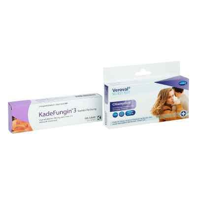 KadeFungin 3 Kombi mit Chlamydientest  bei apo-discounter.de bestellen
