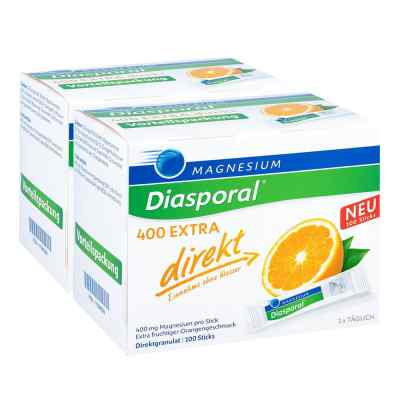 Magnesium Diasporal 400 Extra direkt Granulat  bei bioapotheke.de bestellen