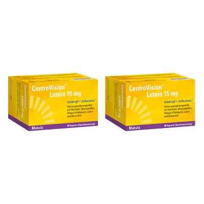 Centrovision Lutein forte Omega 3 Kapseln  bei apo-discounter.de bestellen