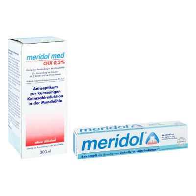 Meridol Zahnpflege Set  bei apo-discounter.de bestellen