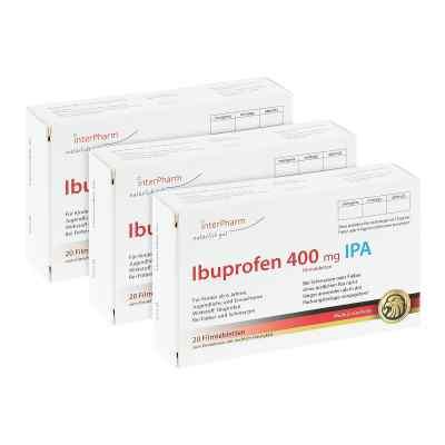 Ibuprofen 400mg  bei apo-discounter.de bestellen