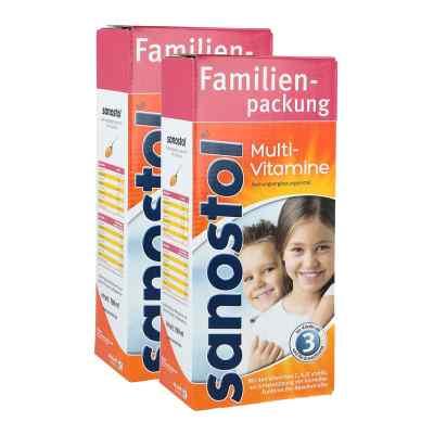 Sanostol Saft und Dosierspender  bei apo-discounter.de bestellen