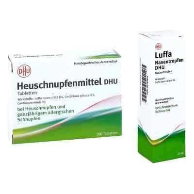 Heuschnupfenmittel - Luffa Nasentropfen DHU  bei apo-discounter.de bestellen