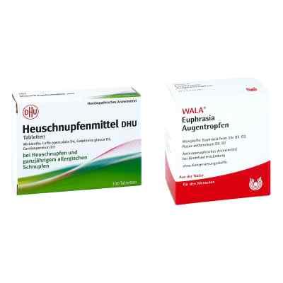 Heuschnupfenmittel DHU - Euphrasia Augentropfen 30X0.5 ml  bei apo-discounter.de bestellen