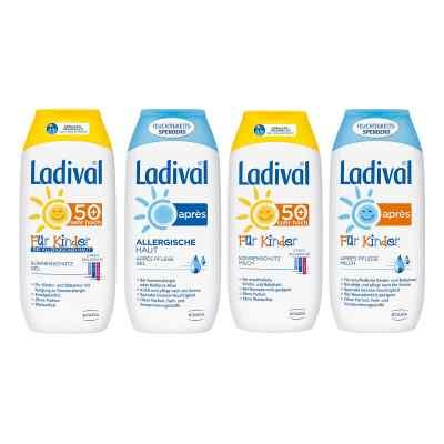 Ladival-Familien-Paket Sonnenschutz und Apres  bei apo-discounter.de bestellen