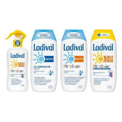 Ladival-Familien-Paket allergische Haut und Apres  bei apo-discounter.de bestellen