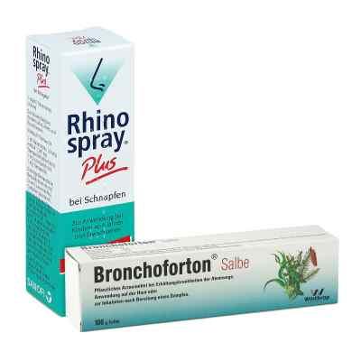 Erkältungsset Bronchoforton +Rhinospray  bei apo-discounter.de bestellen