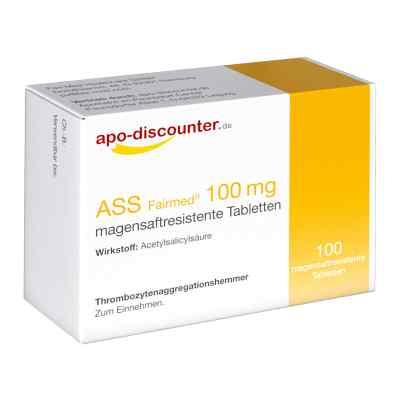 ASS 100mg von apo-discounter  bei apo-discounter.de bestellen